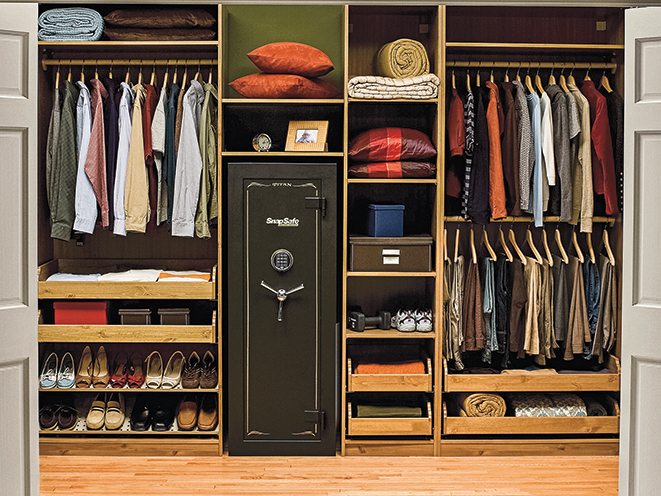 How To Hide A Safe In Your House?