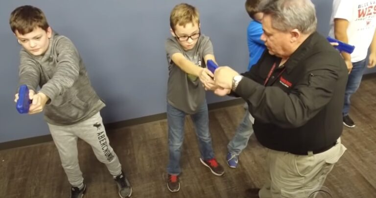 Talking To Your Kids About Gun Safety With Robert Larry