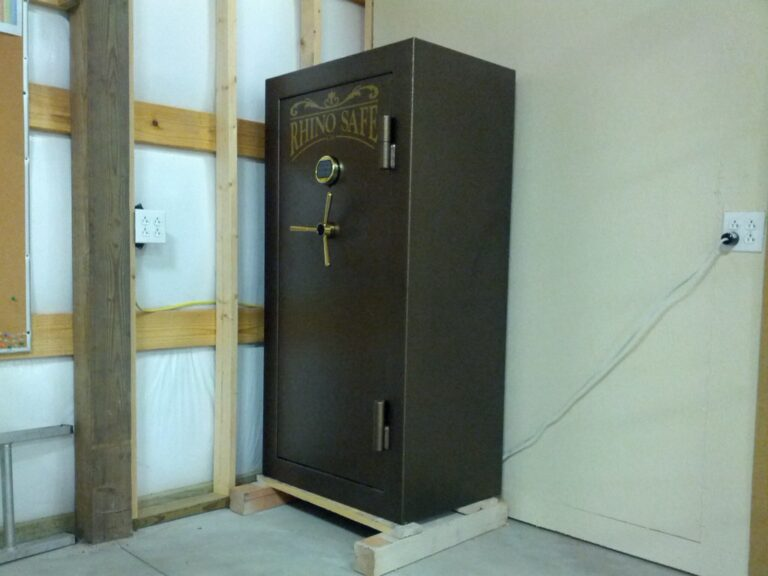 How To Secure A Gun Safe In An Apartment?