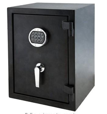 Amazon Basics Fire Resistant Security Safe