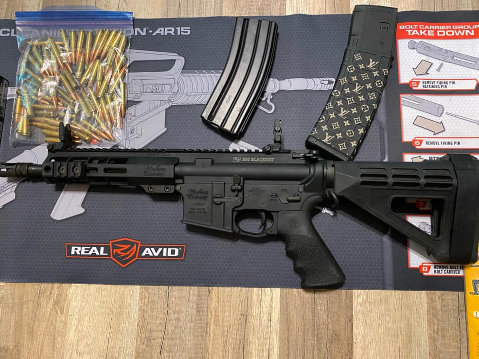 Best AR15 Cleaning kit