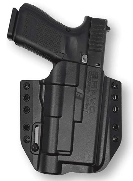Bravo Concealment glock 19 owb holster