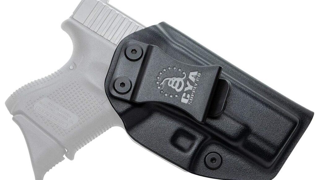 CYA Supply Co. Fits Glock 26/27/33 Gen3-5 Inside Waistband Holster