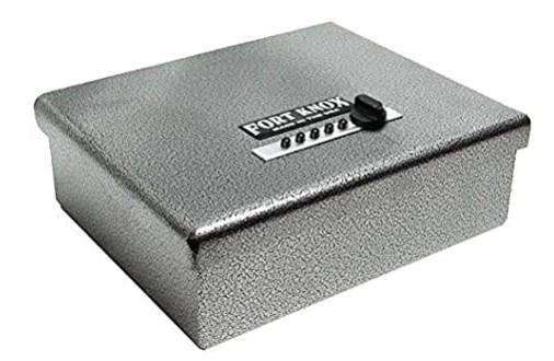 Fort Knox Brand PB1 Quick Access Pistol Safe