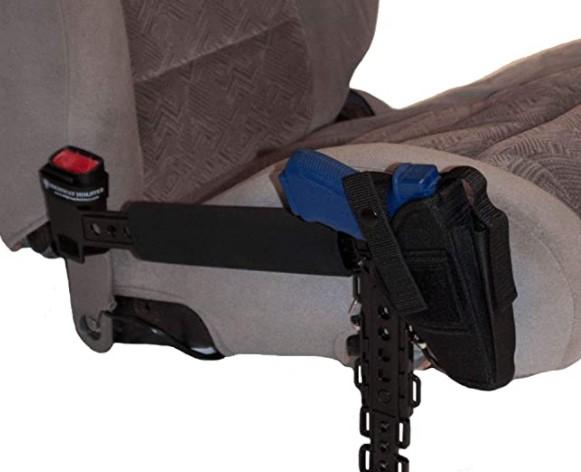 Highway  Brand Car holster for 9mm Multi-Mount