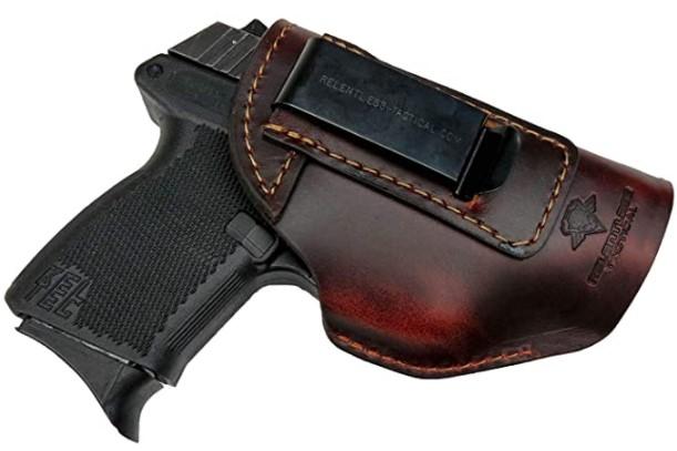 Relentless  Leather IWB Holster