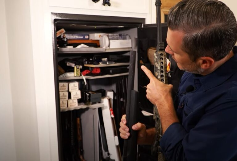 How To Fit More Guns In A Safe? – Maximizing Interior Space