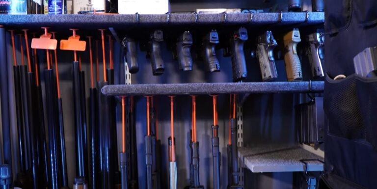 How To Keep Guns Dry In A Gun Safe?