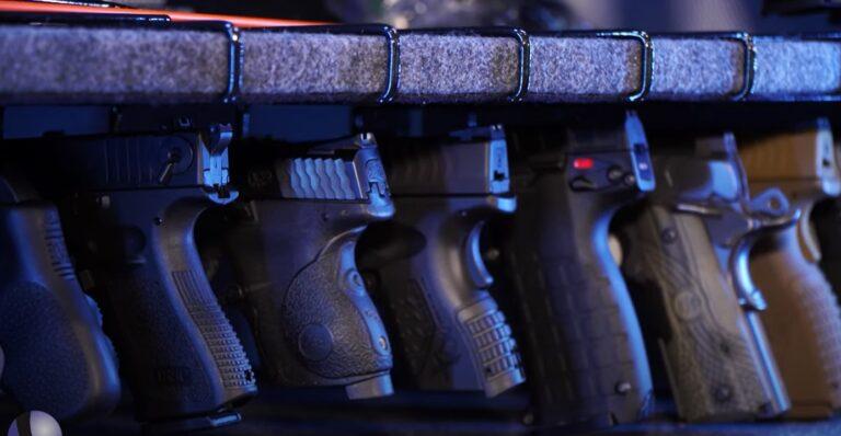 How To Maintain & Clean A Gun Safe?