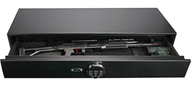 Moutec Rapid Under Bed Gun Storage Safe