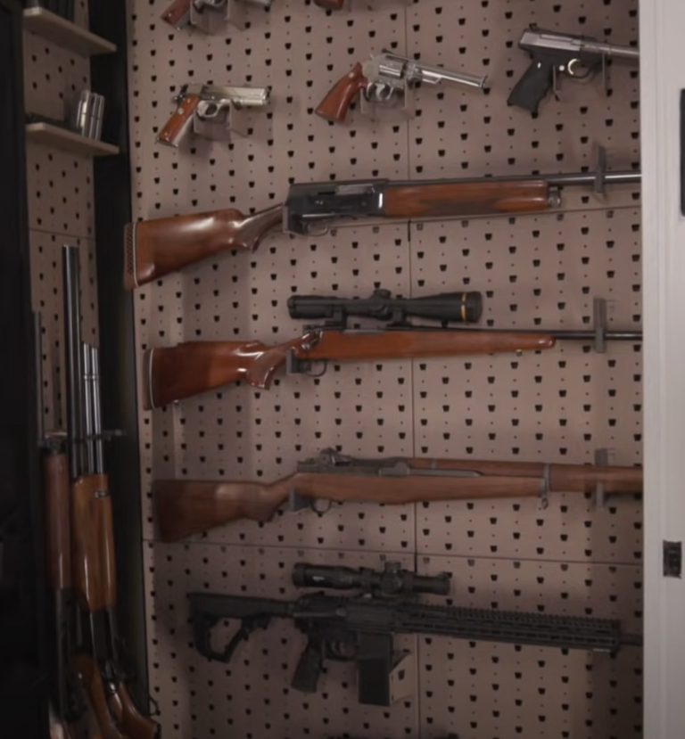 How To Turn A Closet Into A Secure Gun Safe?
