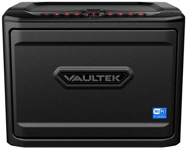 VAULTEK MXi (Biometric + Wi-Fi) High-Capacity Smart Handgun Safe