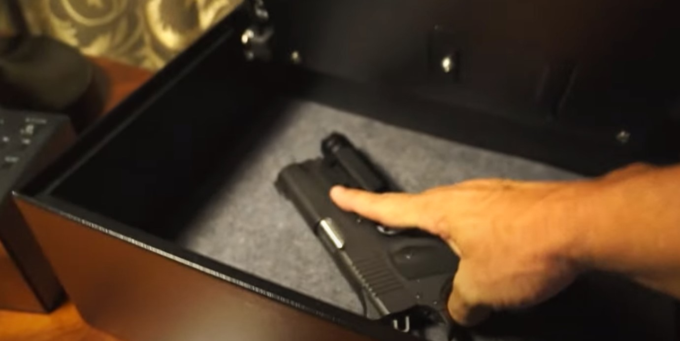 Where Should I Put A Gun Safe In My House?