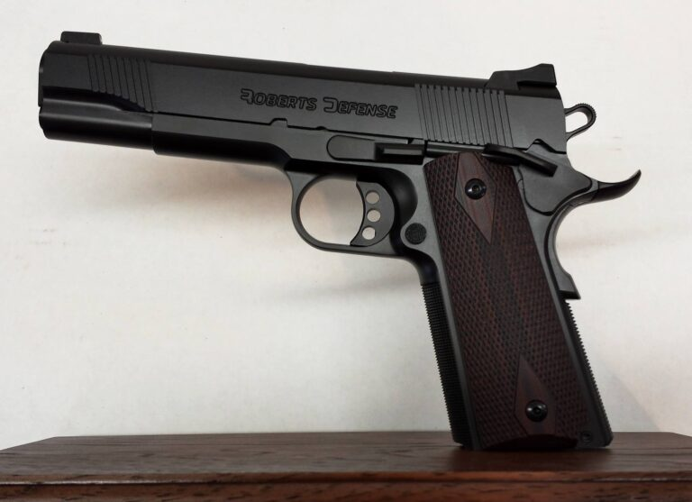 Why Is The 1911 So Popular? What Makes It So Good?