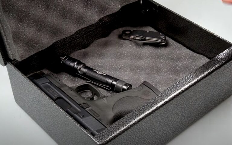 How To Keep Gun Safe But Accessible?