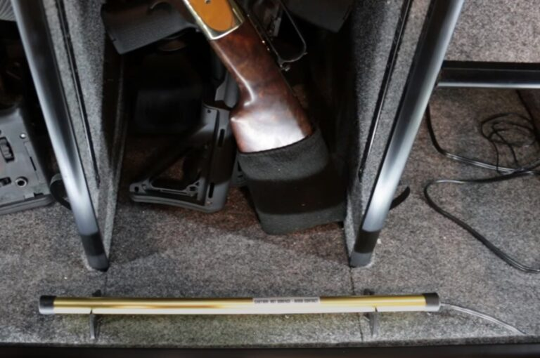Where To Put Dehumidifier In Gun Safe?